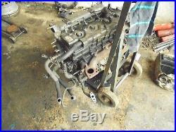 Toyota avensis 2.0 d4d engine + injectors & pump