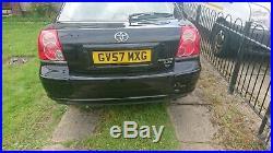 Toyota avensis 2007 T3-x 2.2 d-4d mot full