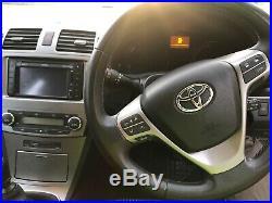 Toyota avensis 2011 d4d