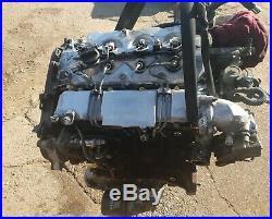 Toyota avensis D4D 2.0 diesel engine 1CD-FTV