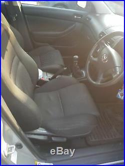 Toyota avensis D4d 2.0td estate