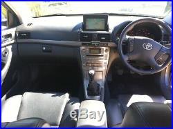 Toyota avensis d4d TSpirit