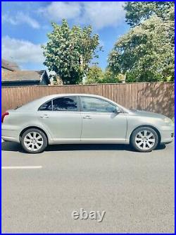 Toyota avensis diesel 2008/57 TR D-4D, Only 107,000 Miles & service history
