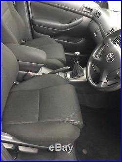 Toyota avensis diesel t4 d4d 46,700 miles psh 54 plate