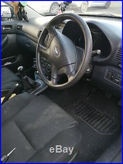 Toyota avensis estate 2.0 T3 D4d 2006 6 months mot