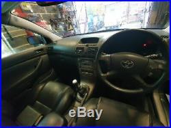 Toyota avensis tspirit d-4d