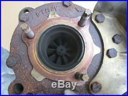 Toyota rav4 turbo charger 2.2 d4d 2000 2009 17201-0r020 avensis auris dcat