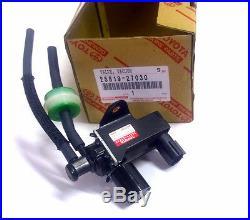 Turbo Boost Pressure Sensor Vacuum Valve Toyota Previa Avensis Corola 2581927030