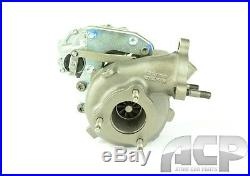 Turbocharger VB38 for Toyota Auris, Avensis 2.0 2.0 D-4D. 93 kW / 126 BHP