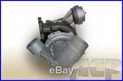Turbocharger for Toyota Auris, Avensis. 2.0 D-4D. 126 BHP, 93 kW, VB19 / VB21