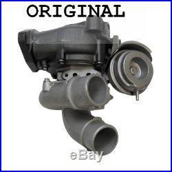 Turbolader GARRETT Toyota Corolla D-4D Motor 1CD-FTV 85 Kw -115 PS 727210