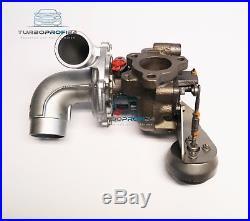 Turbolader IHI VB19 VB21 Toyota Avensis 2.0 D-4D 1AD-FTV 17201-0R040 93Kw 126PS