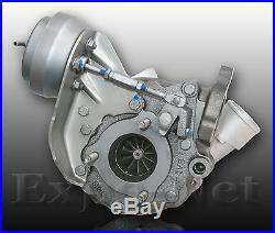 Turbolader Toyota Avensis 2.0 D-4D 93Kw 126PS 1AD-FTV 17201-0R040 VB19 VB21 IHI