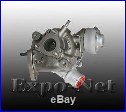 Turbolader Toyota RAV4 2.0 D-4D 85 Kw 116 PS 1CD-FTV 721164 17201-27030 Garrett